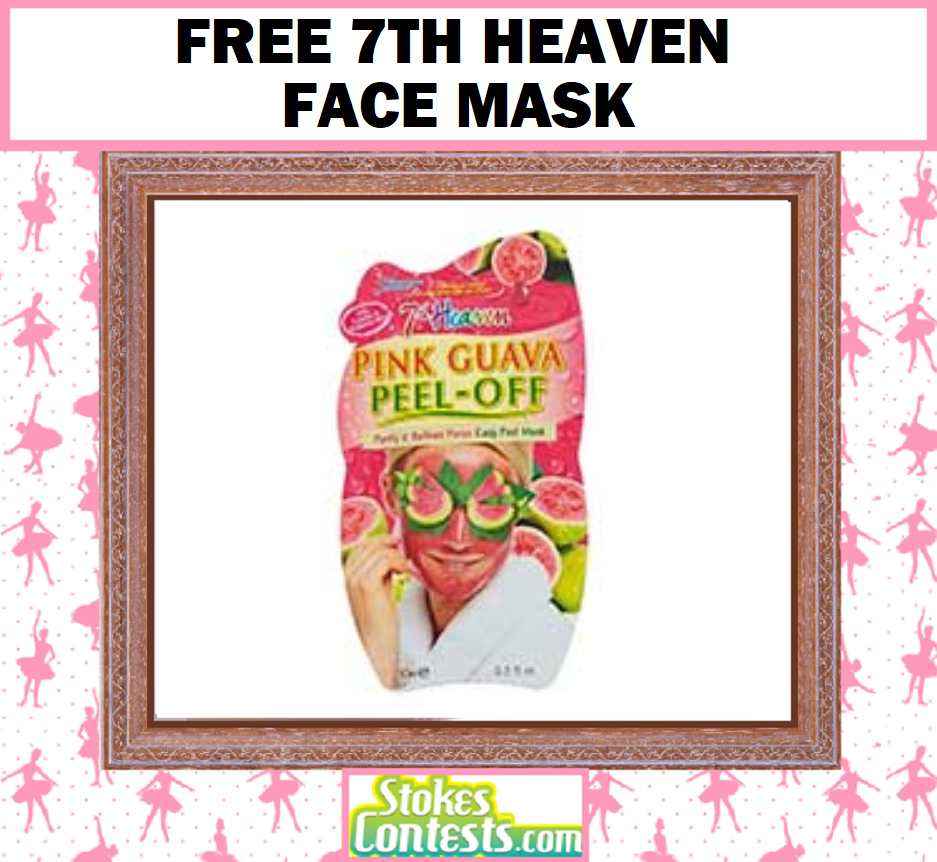 Image FREE 7th Heaven Face Mask
