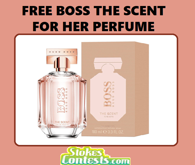 Image FREE Boss The Scent for Her or Him Perfume