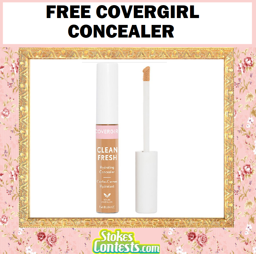 Image FREE Covergirl Concealer