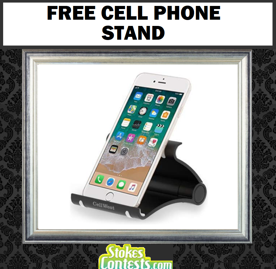 Image Free Cell Phone Stand