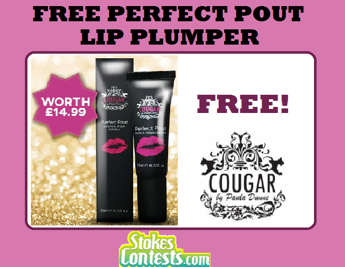 Image FREE Perfect Pout Lip Plumper