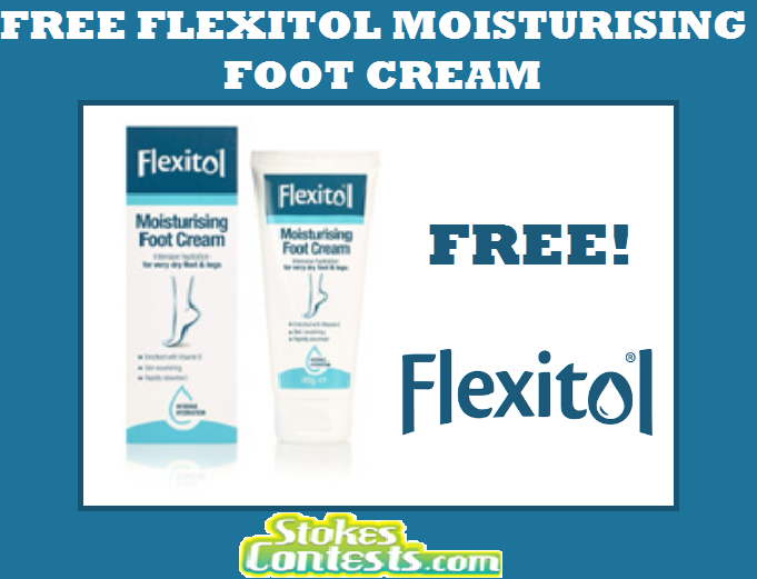 Image FREE Flexitol Moisturizing Foot Cream