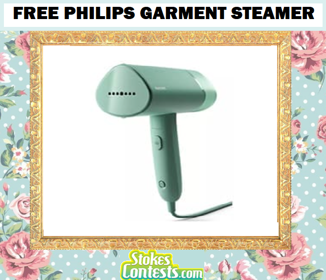 Image FREE Philips Garment Steamer