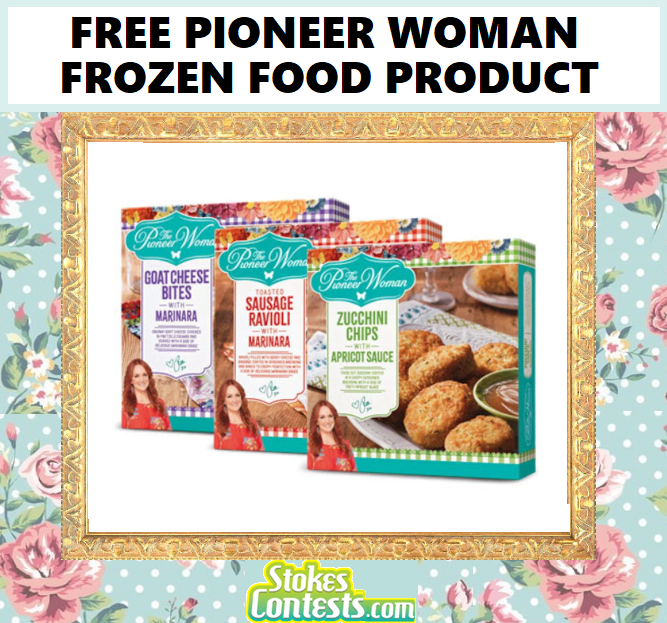 Image FREE Pioneer Woman Frozen Product