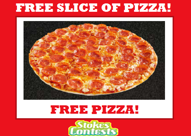 Image FREE Slice of Pizza at Kum & Go! TODAY ONLY!