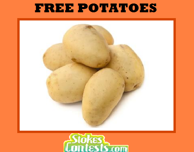 Image FREE Fresh Potatoes