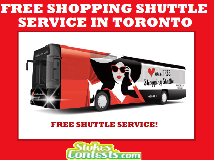 Image FREE Shopping Shuttle Service in Toronto