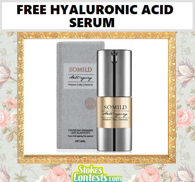 Image FREE Hyaluronic Acid Serum