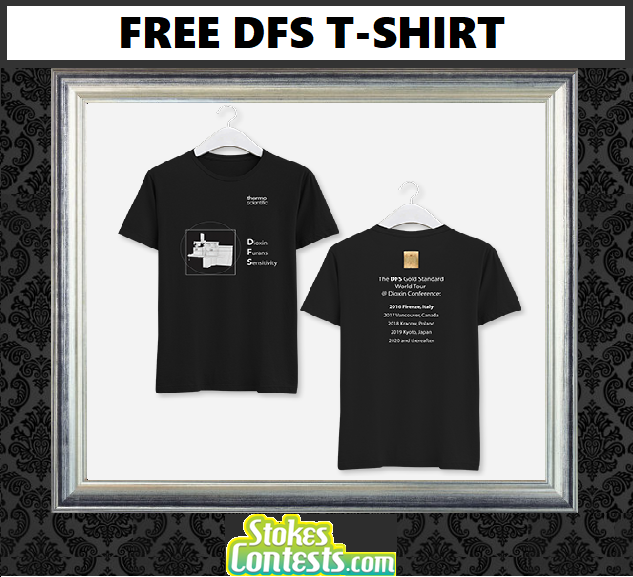 Image FREE DFS T-Shirts