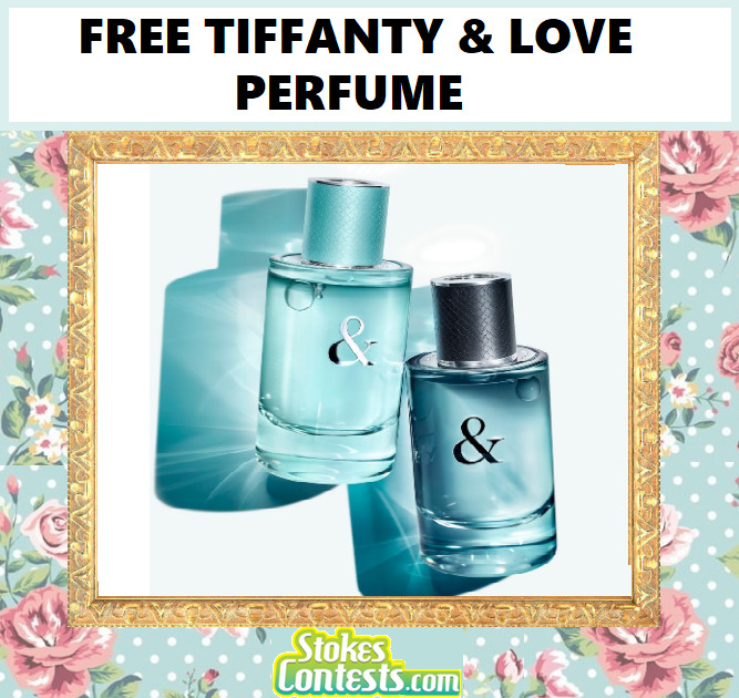 Image FREE BOTTLES of Tiffany & Love Fragrances