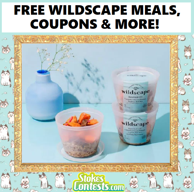 Image FREE Wildscape Meals, Coupons & MORE!