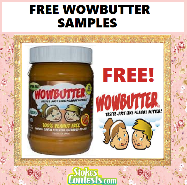 Image FREE WowButter Samples.