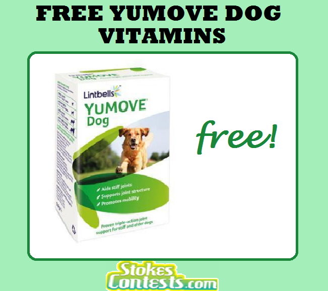 Image FREE YuMove doG Vitamins