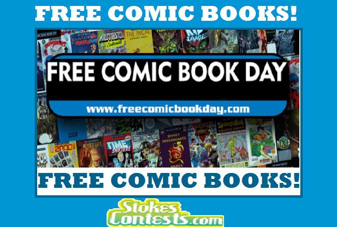 Image FREE Comic Books! TODAY ONLY!!