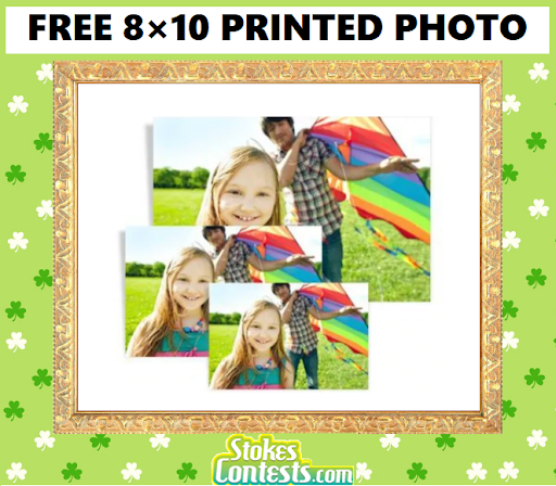 Image FREE 8x10 Photo Print from Walgreens!!