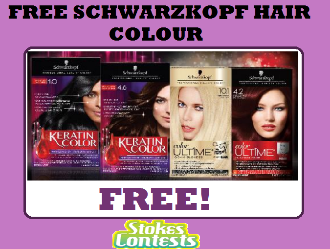 Image FREE Box of Schwarzkopf Hair Color