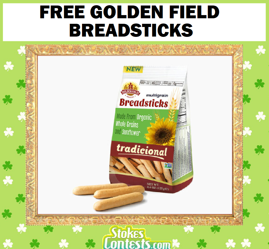 Image FREE Golden Field Breadsticks